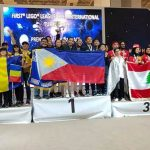 Philippine Robotics National Team bags gold award in Turkey